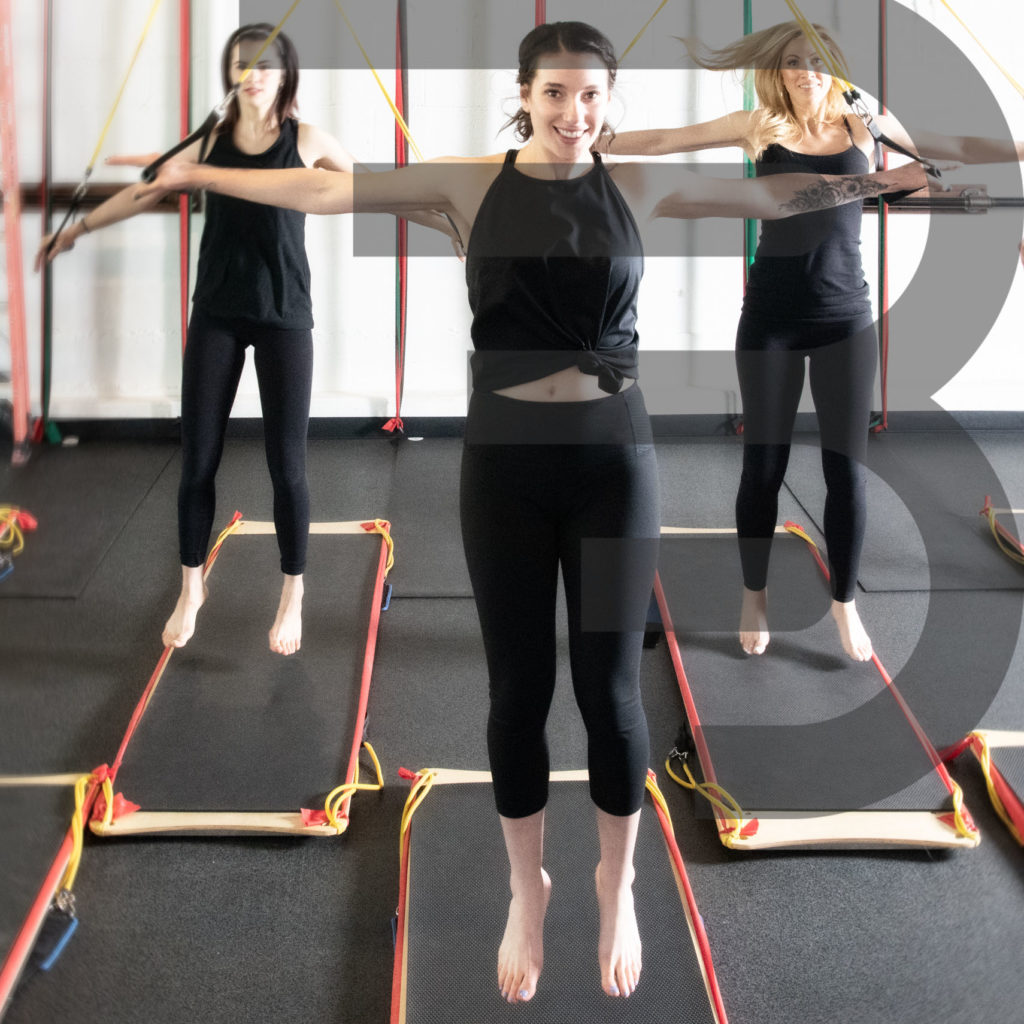 BOARD30 Santa Fe find the right workout for you