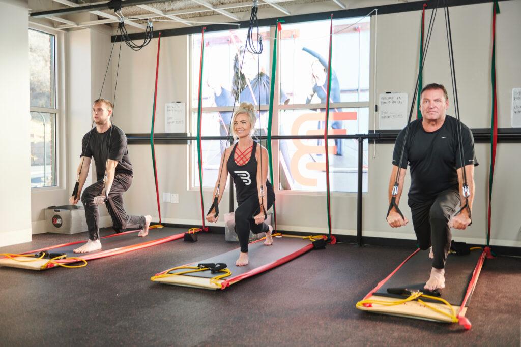 fitness classes at BOARD30 park city inspiring fitness motivation